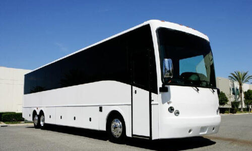 40 passenger party bus NY