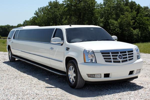 Cadillac Escalade limo service NY
