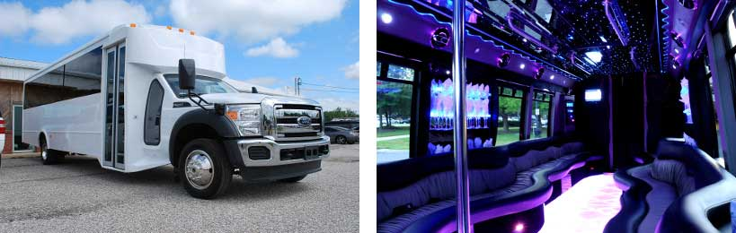 party bus Middletown