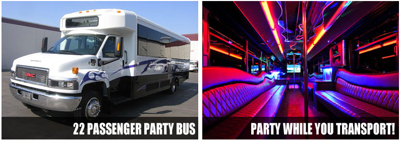 party buses rental new york