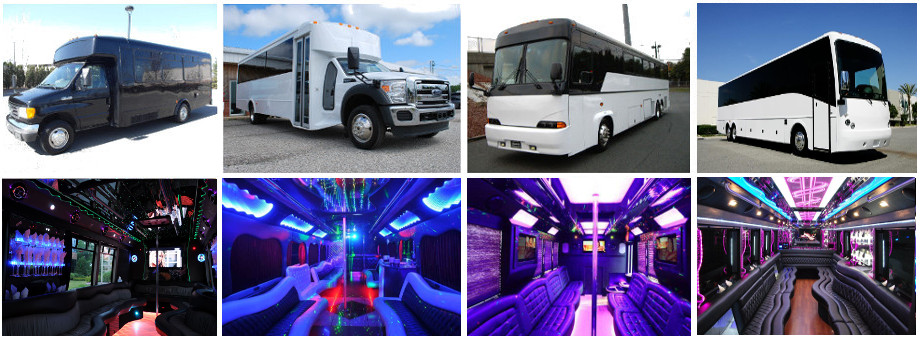 prom party bus new york
