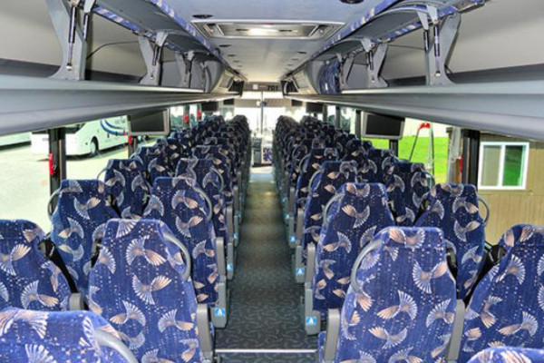 40 person charter bus north hempstead