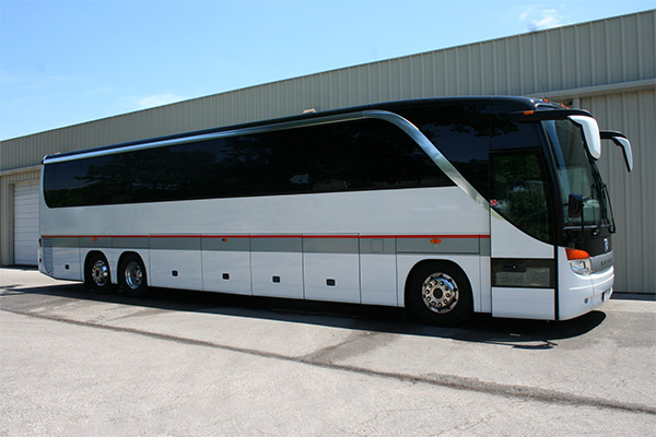 New York 56 Passenger Charter Bus