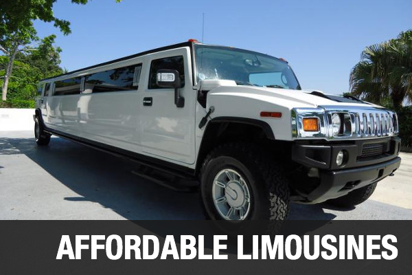 Almond Hummer Limo Rental