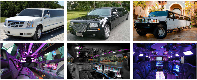 South Blooming Grove Limousine Rental Services